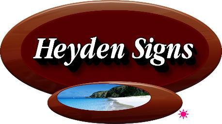 Heyden Signs | Vehicle Signs Tweed coast | Gold Coast | Trucks